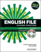 učebnice francouzštiny English File Intermediate 3rd Edition