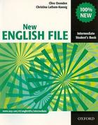 učebnice francouzštiny New English File Intermediate