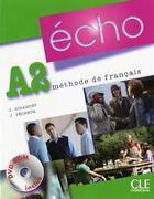 učebnice francouzštiny ÉCHO A2