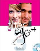 učebnice francouzštiny Alter ego+ 3