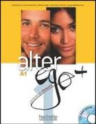 učebnice francouzštiny Alter ego+ 1