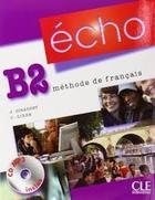 učebnice francouzštiny ÉCHO B2