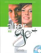 učebnice francouzštiny Alter Ego + 2