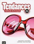 učebnice francouzštiny Tendances 1