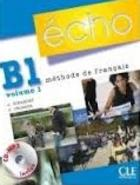 učebnice francouzštiny ÉCHO B1