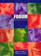 učebnice francouzštiny Forum 2