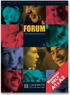 učebnice francouzštiny Forum 1