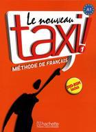 učebnice francouzštiny Le Nouveau Taxi! 1