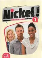 učebnice francouzštiny Nickel 1