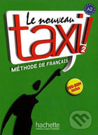 učebnice francouzštiny Le Nouveau Taxi! 2