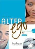 učebnice francouzštiny Alter Ego 4