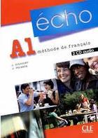 učebnice francouzštiny ÉCHO A1