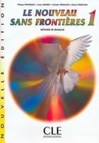 učebnice francouzštiny Le nouveau sans frontiéres 1