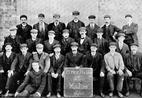 První zaměstnanci firmy
