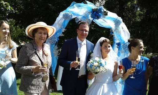 Tlumočení se soudním ověřením - svatební obřad