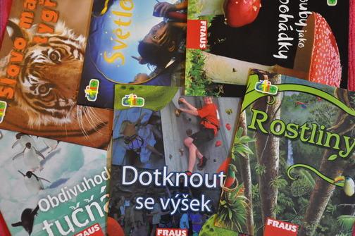 Překlady dětské odborné literatury