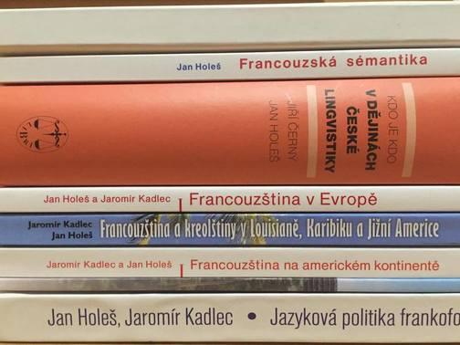 Vlastní odborné publikace s jazykovou tematikou